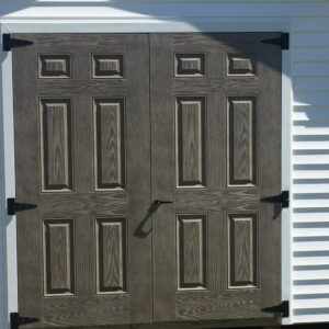 SOME OF OUR WILDERNESS COLORS ON FIBERGLASS ENTRY DOORS & Door Prefinishing u2013 National Prefinish